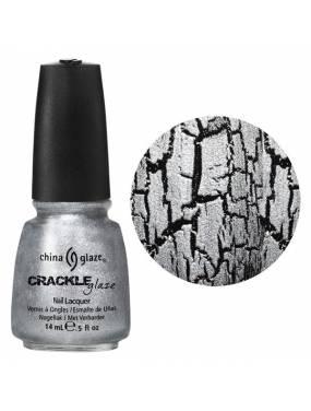 Crackle Platinium Pieces