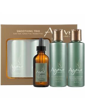 Agave Pack Trio: Shampoo,...